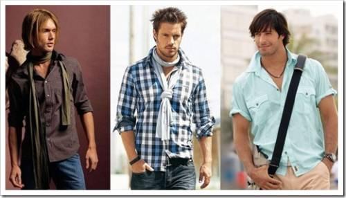 одежда casual для мужчин