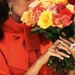 какие цветы дарить женщину