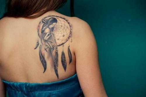 татуировка для девушек