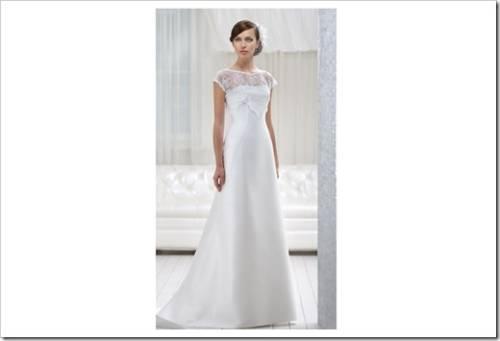 Как выбрать кружевное платье для свадьбы
