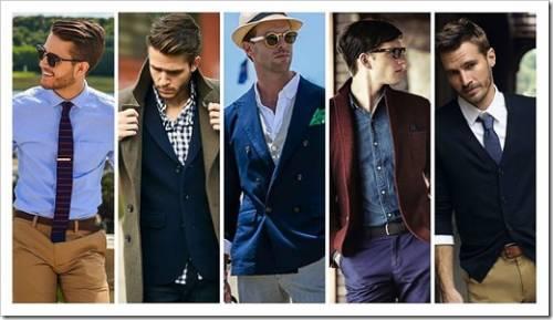 стиль casual для мужчин