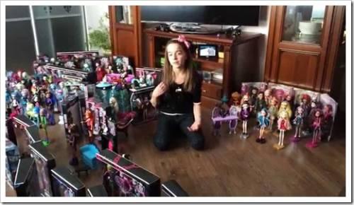 Почему куклы Монстер Хай – это привлекательный подарок