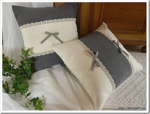 Преимущества декоративных подушек