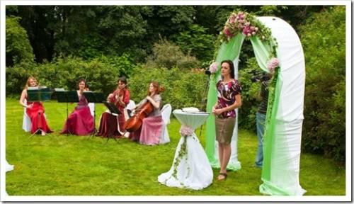 Музыкальное сопровождение свадеб: создайте идеальный антураж торжества