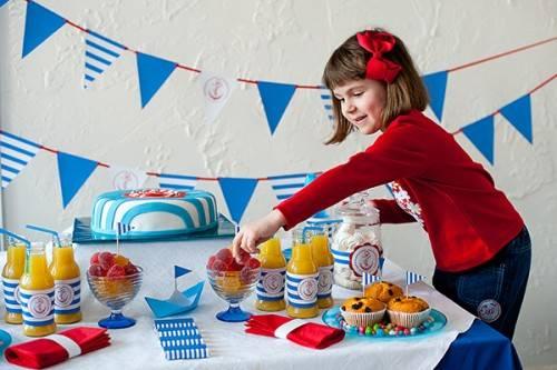 Как отметить детский день рождения недорого