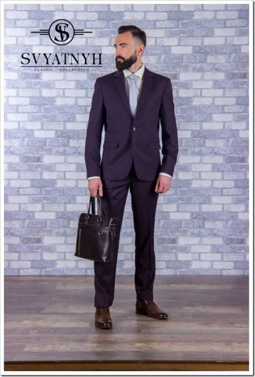 Мужская деловая мода 2017