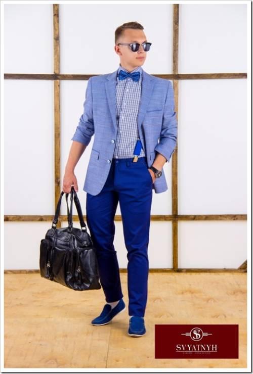 Молодежная деловая мода