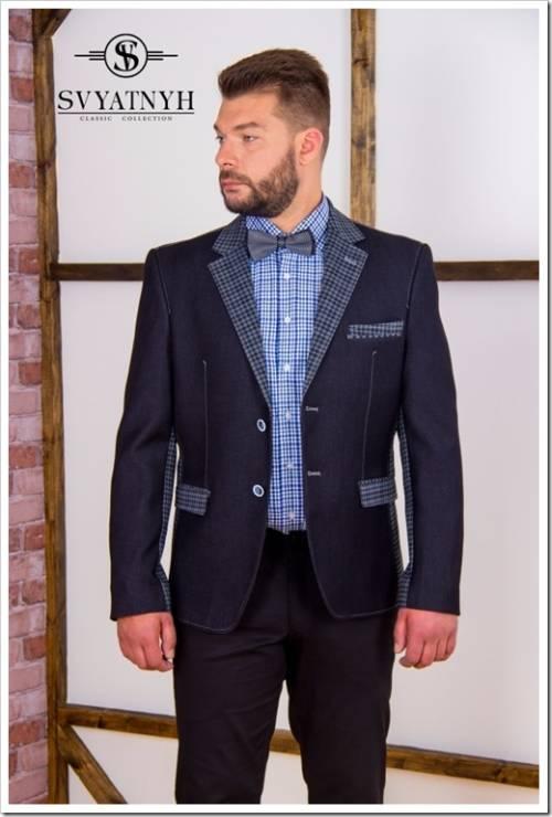 Мода для деловых мужчин: в тренде – клетка!