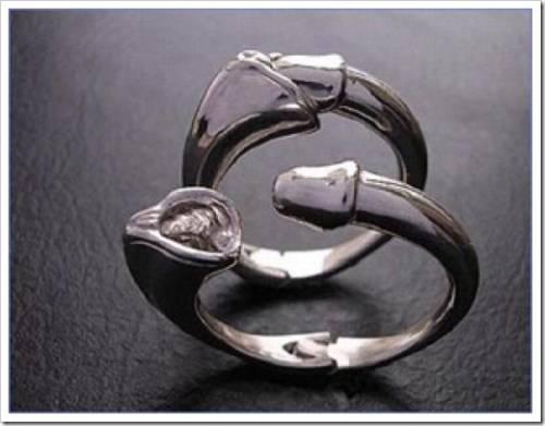 Различные варианты, используемые для обручальных колец