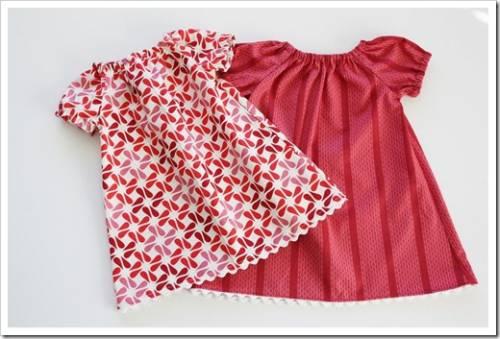 Какие бывают платья для девочек?