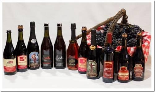 Степень игристости: «тихое» вино и шампанское