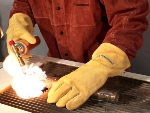 Перчатки спилковые - что это такое