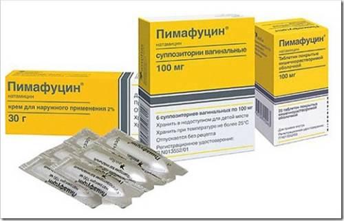 Различные виды препаратов