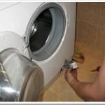 Почему машинка перестала сливать воду?
