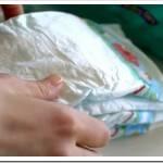 Сколько нужно памперсов в день?