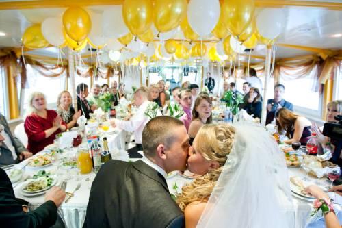 В каком ресторане отметить свадьбу