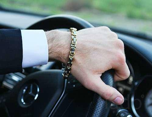 На какой руке носят мужской браслет