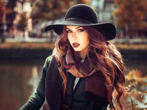 Как определить размер женской шляпы
