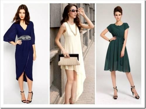 Какое платье надеть на юбилей?