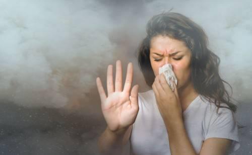 Как избавиться от запаха после пожара