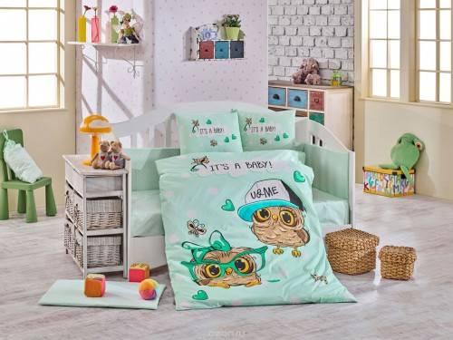 Какая ткань лучше для детского постельного белья