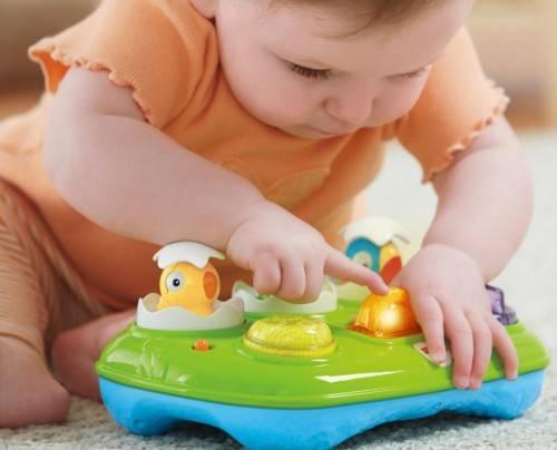 Какие развивающие игрушки нужны ребенку