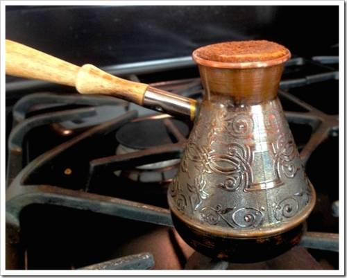 Молоть зёрна необходимо именно перед приготовлением напитка?