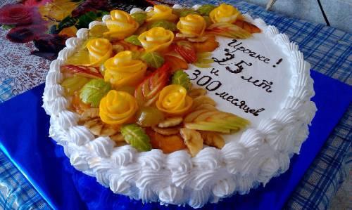 Как заказать торт на день рождения