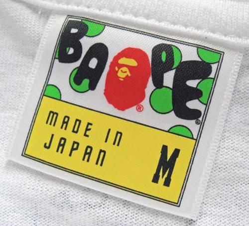 Что такое бейп (bape) и как отличить оригинал от подделки