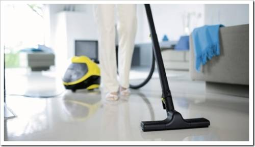Уборка частного дома