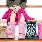 Виды детской обуви