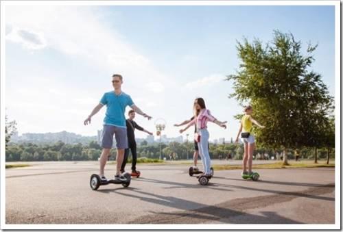 Как выбрать гироскутер для подростков?
