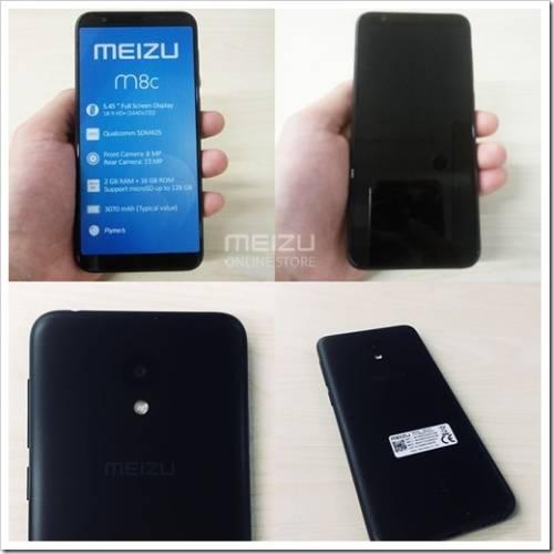 Meizu m8c 16 гб - характеристики и какой чехол подойдет?