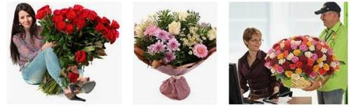 Быстрая доставка цветов в Днепре – отличная возможность отличиться