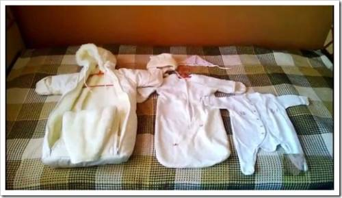 Какая одежда нужна новорожденному осенью