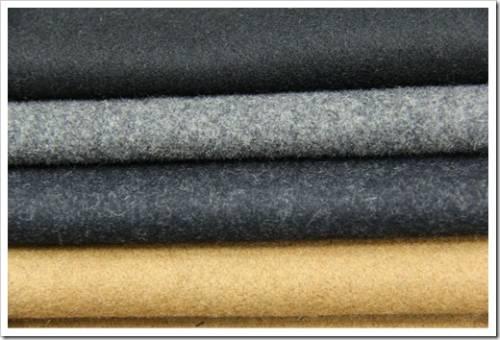 Шерстяные ткани и драп