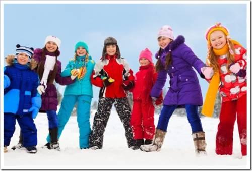 Как выбрать детскую зимнюю куртку