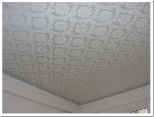 Что такое тканевый натяжной потолок