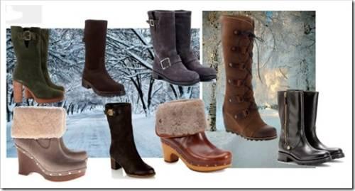 Как выбирать зимние ботинки: материалы утеплителя