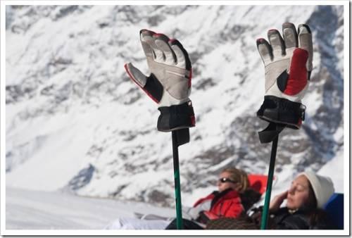 Как выбрать качественные лыжные перчатки