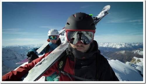 Особенности выбора горнолыжного шлема