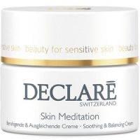 Купить Declare Skin Meditation Soothing and Balancing Cream - Успокаивающий, восстанавливающий крем, 50 мл