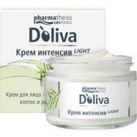 Купить Doliva Light - Крем для нормальной и сухой кожи лица Интенсив, 50 мл