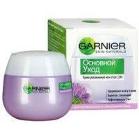 Купить Garnier - Крем увлажняющий, Защитный для нормальной смешанной кожи, Основной уход, 50 мл