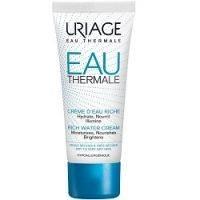 Купить Uriage Eau Thermale Creme d'Eau Riche - Крем увлажняющий обогащенный, 40 мл