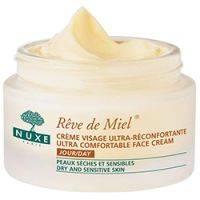 Купить Nuxe Reve De Miel Ultra Comfortable Face Cream Night - Крем для лица ночной, 50 мл