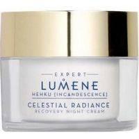 Купить Lumene Hehku Celestial Radiance Recovery Night Cream - Крем-уход ночной возвращающий сияние, 50 мл