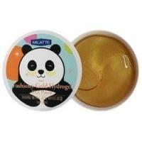 Купить Milatte Fashiony Gold Hydrogel Eye Patch - Патчи для кожи вокруг глаз гидрогелевые с золотом, 90 г