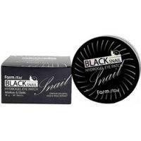 Купить FarmStay Black Snail - Гидрогелевые патчи для век, с муцином черной улитки, 60 шт