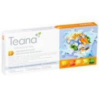 Купить Teana - Идеальный набор для питания кожи, 10 ампул по 2 мл